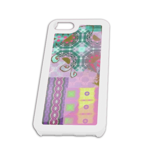 Astratto colorato Cover iPhone5 Fashion