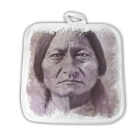 Sitting Bull warrior Presina Elegance