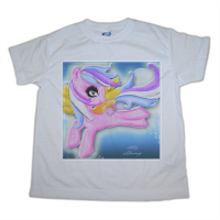 Mini Pony Fantasia t-shirt-bimbo