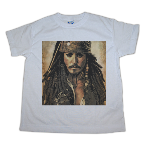 Pirati t-shirt-bimbo