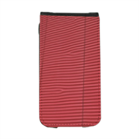 rosso vivo Flip cover iPhone4