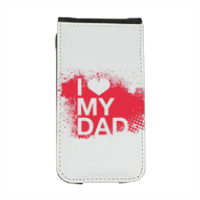 I Love My Dad - Flip cover iPhone4