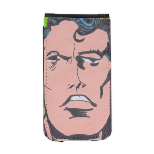 SUPERMAN 2014 Flip cover iPhone4