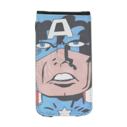 CAPITAN AMERICA 2014 Flip cover iPhone4