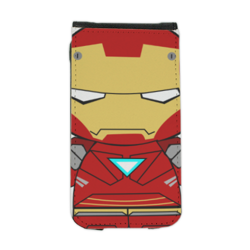 Team Ironman Flip cover iPhone4