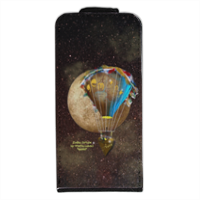 Zodiac Fortune Gem Flip cover iPhone5