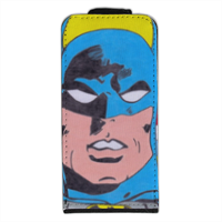 BATMAN 2014 Flip cover iPhone5