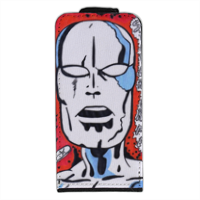SILVER SURFER 2012 Flip cover iPhone5