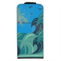 Waves Flip cover iPhone5