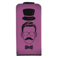 BRITISH LORD 03 Flip cover iPhone5