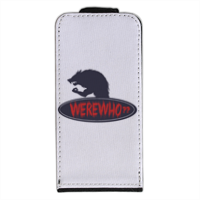 WereWho original gadget Flip cover iPhone5