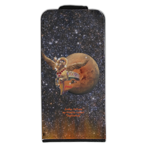Zodiac Fortune Ari Flip cover iPhone5