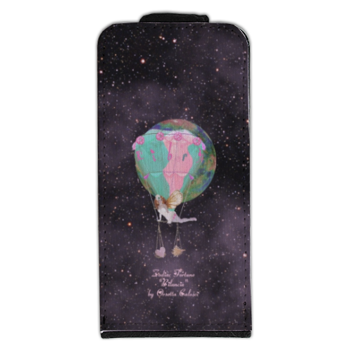 Zodiac Fortune Lib Flip cover iPhone5