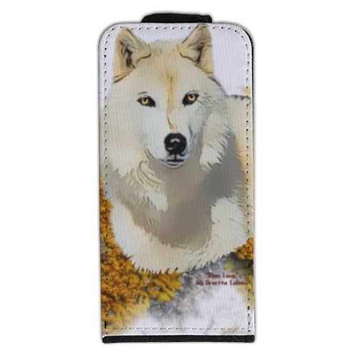 Mon Loup Expecto Patronum Flip cover iPhone5