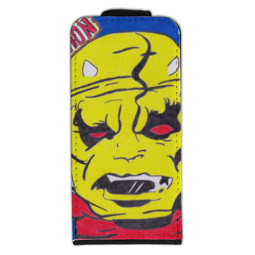 DEMON 2015 Flip cover iPhone5
