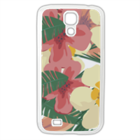 Fantasia floreale Cover Samsung Galaxy S4