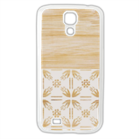 Bamboo and Japan Cover Samsung Galaxy S4
