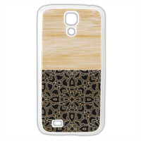 Bamboo Gothic Cover Samsung Galaxy S4