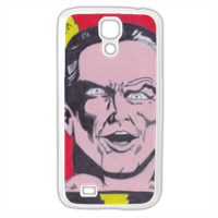 BLACK ADAM Cover Samsung Galaxy S4
