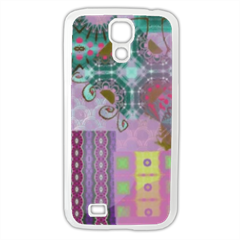 Astratto colorato Cover Samsung Galaxy S4