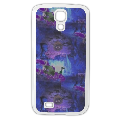 Uchronia Cover Cover Samsung Galaxy S4
