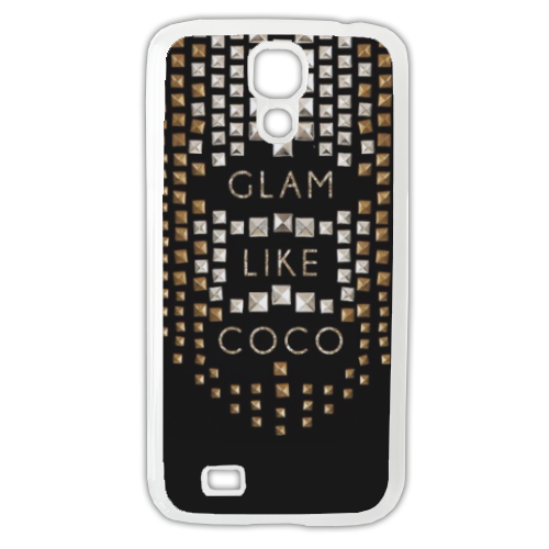Glam Like Coco Cover Samsung Galaxy S4