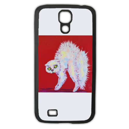gatto fufy Cover Samsung Galaxy S4