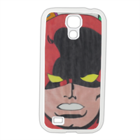 DEVIL 2013 Cover Samsung Galaxy S4 gomma