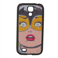 CATWOMAN 2016 Cover Samsung Galaxy S4 gomma
