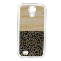 Bamboo Gothic Cover Samsung Galaxy S4 gomma