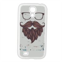 Hipster Cover Samsung Galaxy S4 gomma