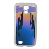 Suggestione Empirica Cover Samsung Galaxy S4 gomma