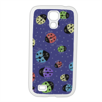 coccinelle Cover Samsung Galaxy S4 gomma