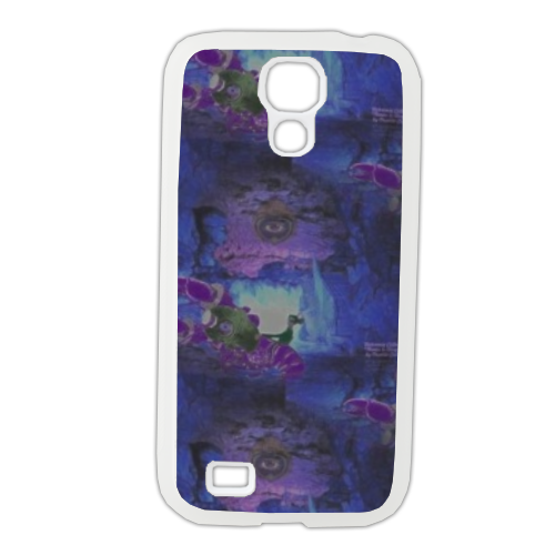 Uchronia Cover Cover Samsung Galaxy S4 gomma