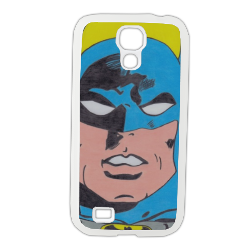 BATMAN 2014 Cover Samsung Galaxy S4 gomma