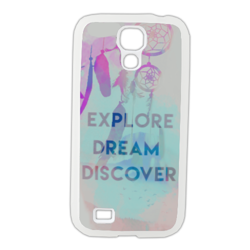 dreamcatcher Cover Samsung Galaxy S4 gomma