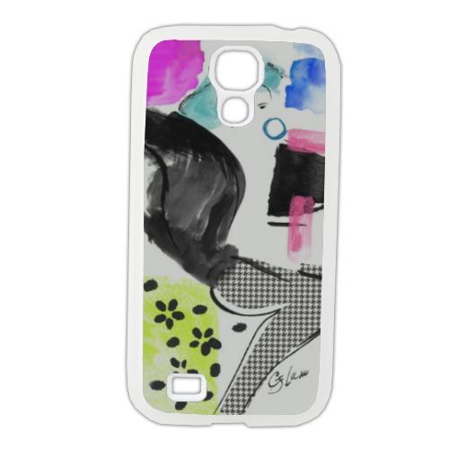 Glamour Cover Samsung Galaxy S4 gomma