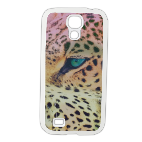 Leopard Cover Samsung Galaxy S4 gomma