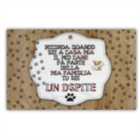 Dog Tablet  Federa cuscino