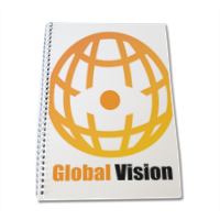 Global vision Block Notes A4