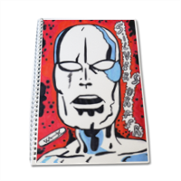 SILVER SURFER 2012 Block Notes A4