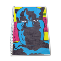 PANTERA NERA Block Notes A4