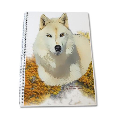 Mon Loup Expecto Patronum Block Notes A4