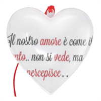 Amore Frase 1 - Cuore Natale