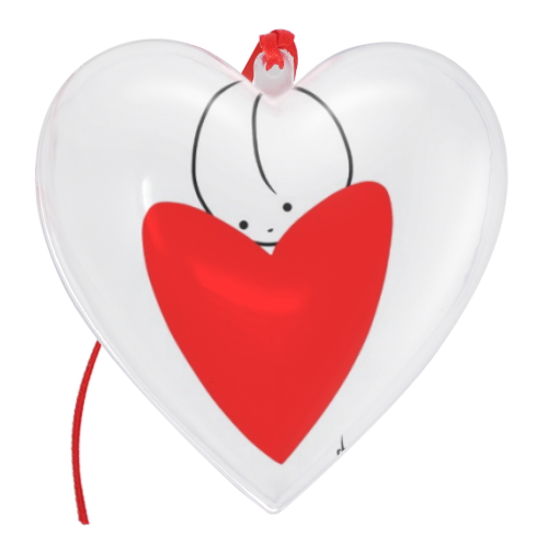 The heart Cuore Natale