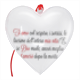 Frase Amore3  Cuore Natale