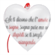 Frase Amore 5 Cuore Natale