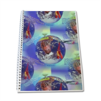 EXPO 2015 Cover Quaderno A4