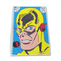 PROFESSOR ZOOM Quaderno A4