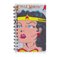 WONDER WOMAN 2015 Agenda settimanale small